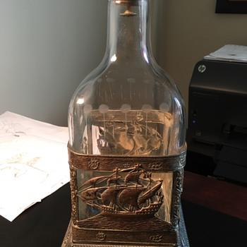 Unknown Antique Bottle