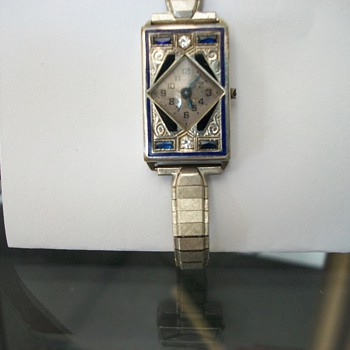 Lady Elgin Wristwatch - Wristwatches