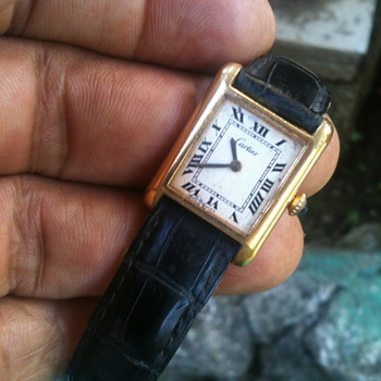Cartier Vintage Ladies&#039; Watch
