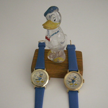 Donald Duck - Wristwatches
