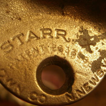 Misprinted Starr X double stamped bottle opener like this? - Breweriana