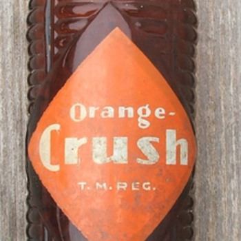 Orange Crush - Bottles