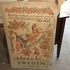 Antique SWEDEN Picture