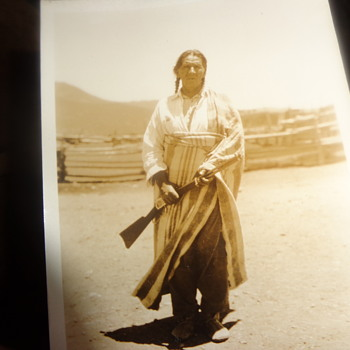 Early 20th century Native American Photo
