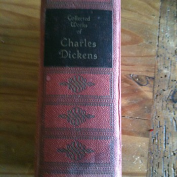 Collected Works of Charles Dickens 1864? - Books