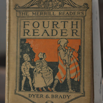 Fourth Reader, 1916 - Books