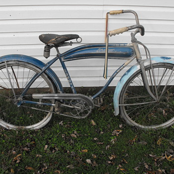 "1940 Columbia ""Special"" Bicycle - Outdoor Sports"