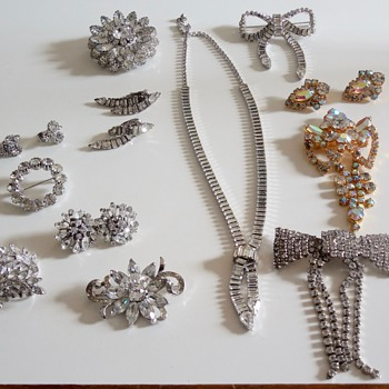 All that Glitters - Costume Jewelry