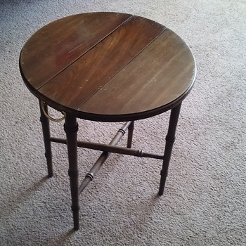 A Homeless Table. - Furniture