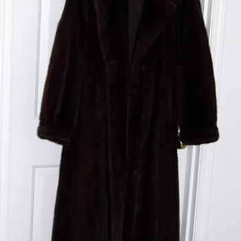 Mink Coats --  - Womens Clothing