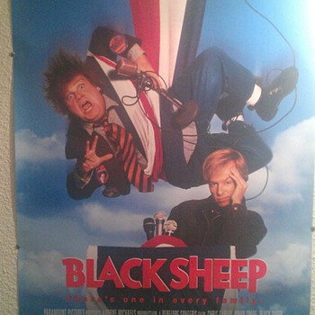 Black Sheep Poster - Movies