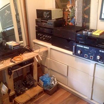 Vintage electronics, etc.