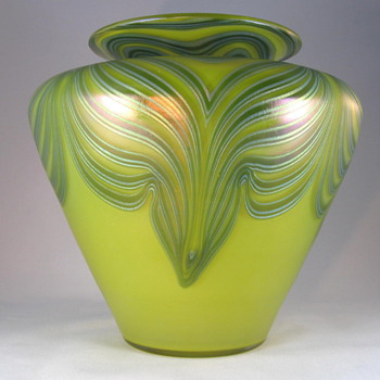 Loetz Phänomen genre 829 - Art Glass