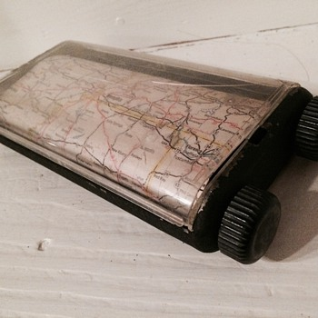 Vintage GPS