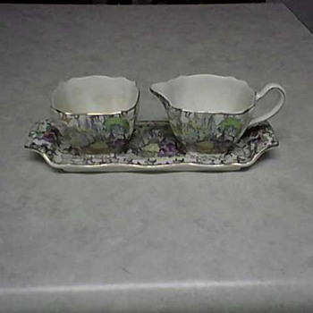LORD NELSON WARE SET - China and Dinnerware