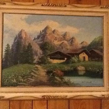 Italian painting - Visual Art