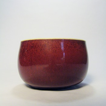 STIG LINDBERG FOR GUSTAVSBERG -SWEDEN - Art Pottery