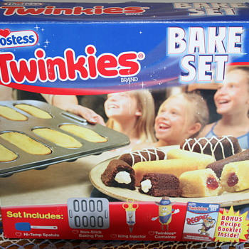 Twinkies bake set - Kitchen
