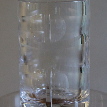 "Peill and Putzler ""Spiraeos""  Vase - Art Glass"
