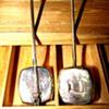 Sterling Silver Miniature Shamisen