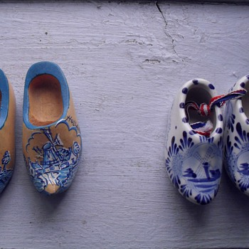 Toy shoes.
