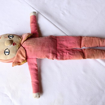 Adorable Rag Doll - Dolls