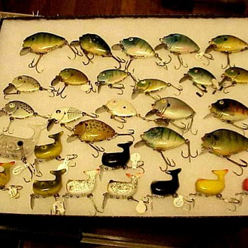 Hitails and Punkin Seeds Heddon Tackle Co. - Fishing