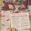 1950 Forsts Meat Advertisement