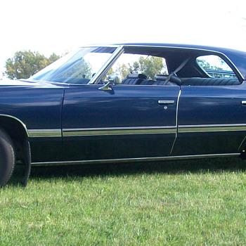 1974 Chevrolet Caprice Classic - Classic Cars