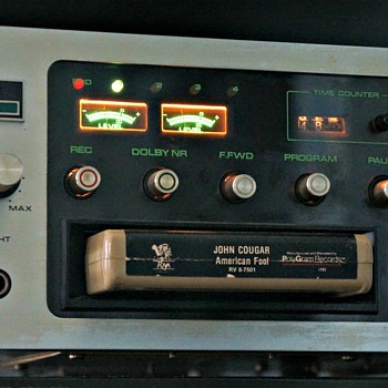 Pioneer H-R100 8 Track Player/Recorder. - Electronics