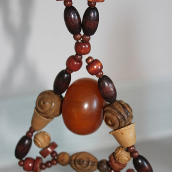 Tribale Necklace II - Fine Jewelry