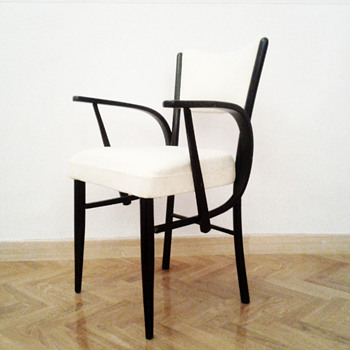 Chair, viuda de M. Mocholí (Valencia. Spain, ca. 1960).