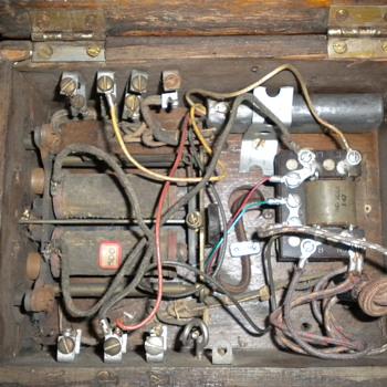 Antique Auto Electric Phone