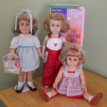 My Chatty Cathy Dolls