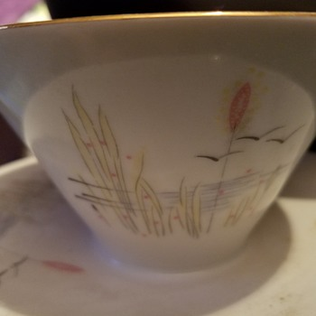 Please identify this Bareuther China Pattern