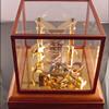Chronometer clock escapement model by Thomas Mercer