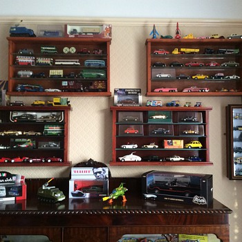 My collection - Model Cars