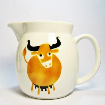 KAJ FRANCK 1911-1989 - Art Pottery