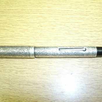 Silver Fountain Pen hallmarked 1912