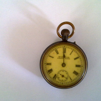 Can anyone tell me how old this is and what it would be worth - Pocket Watches