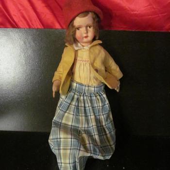 Sawdust Doll?