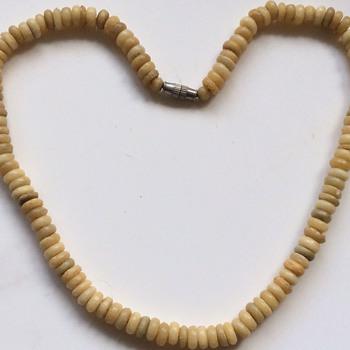 Unusual vintage necklace