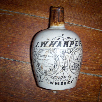 I.W.Harper whiskey  - Bottles