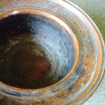 Copper Pot Spittoon??