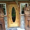 Back door protection