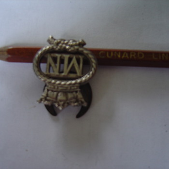 merchant navey badge