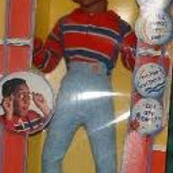 Urkel doll - Dolls