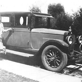 Have You Heard of a Rickenbacker Car