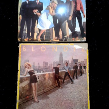Some Blondie Vinyl :)