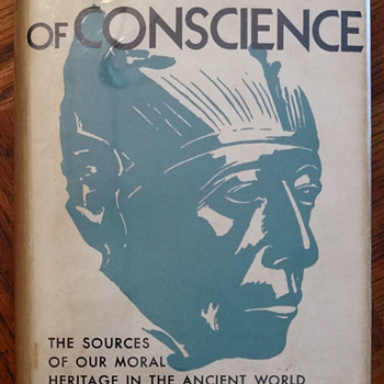 The Dawn Of Conscience by James H. Breasted